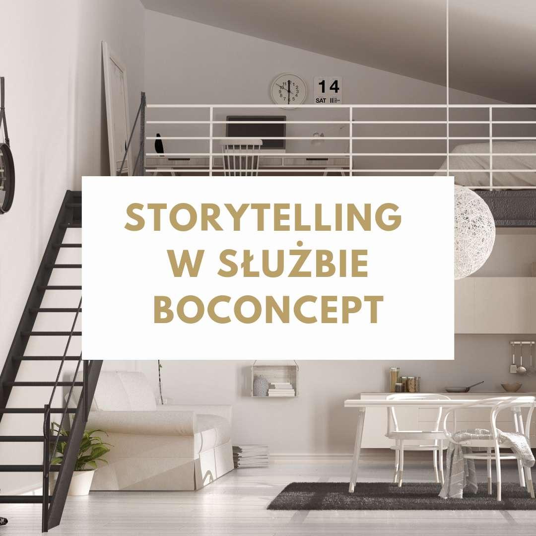 Storytelling w służbie BoConcept - Syllabuzz.pl by Konrad Gurdak