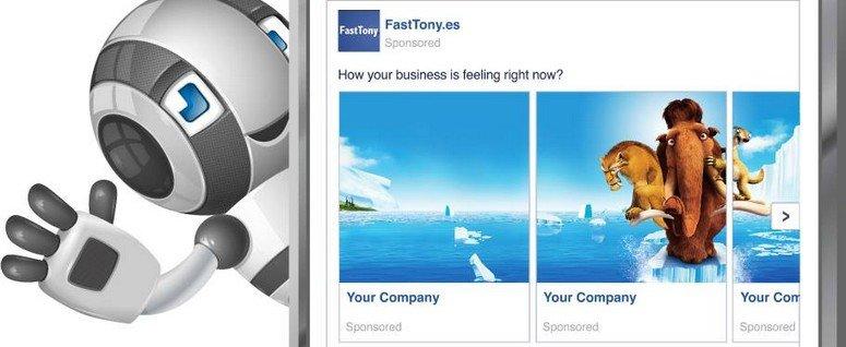 FastTony czyli Szybki Tosiek jest aplikacją, która poprze Facebook API pozwala tworzyć reklamy w nowych formatach graficznych oraz daje wyjątkowe możliwość docierania do potencjalnych klientów. Oczywiście to nie wszystko, bo jakże by było inaczej – z uśmiechem opowiada dalej Daniel Kędzierski – oprócz tego należy wymienić jeszcze możliwość rozliczania kampanii reklamowych wyłącznie za przejście na stronę, polubienie fanpage lub instalacje aplikacji.