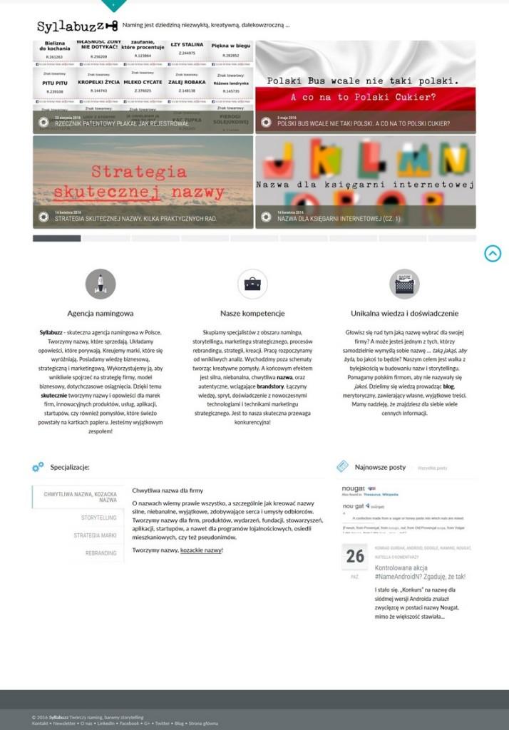 11299edc0ff97 nazwa – Syllabuzz.pl Naming+Strategia