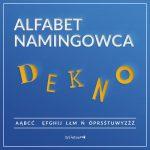 Alfabet namingowca D E K N O. Syllabuzz.pl Nazwa firmy